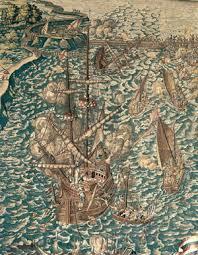 siege baroque tapestry in the baroque threads of splendor the metropolitan
