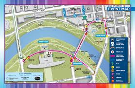 Columbus Route Map by Pride Festival 2017 Columbus Ohio Pride Festival 2017