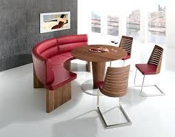 table et banc cuisine table et banc de cuisine top pouf moderne acier et simili cuir