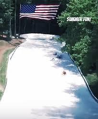 Backyard Slip N Slide Slip And Slide Tarp