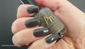 i relish nail polish nina ultra pro never glum plum u0026 china