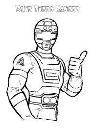 coloring power rangers coloring pages 68