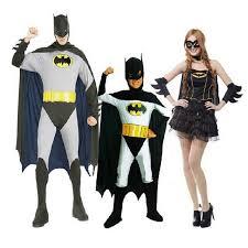 Boys Batman Halloween Costume Halloween Costume Party Clothing Batman Costume Men Women