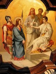 imagenes de jesus ante pilato artbible org las obras maestras de rubens rembrandt murillo