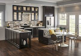 Kitchen Island With Built In Seating 2018 Kitchen Trends Islands
