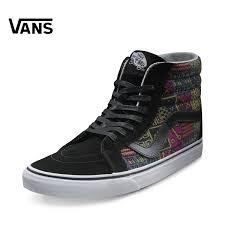 double 11vans van gogh black color neutral section shoes