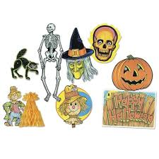 Christmas Cutout Decorations Vintage Halloween Decorations For Sale Funny Halloween Tombstone