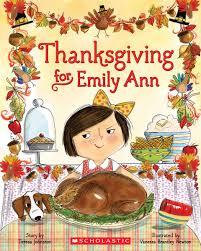 thanksgiving for emily teresa johnston brantley