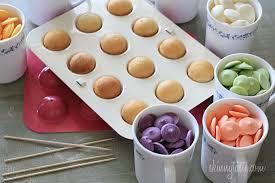 easter cakepops easter egg cake balls skinnytaste