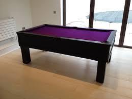 purple felt pool table black pool table with purple felt table designs