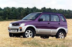 Daihatsu Suv Daihatsu Terios 1997 2006 Used Car Review Car Review Rac Drive