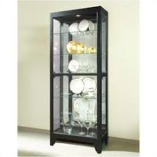 Curio Cabinets Kmart Bowery Hill Accent Cabinets U0026 Chests Kmart