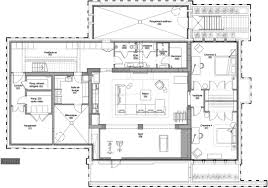 house perspective with floor plan modern drawing plans design
