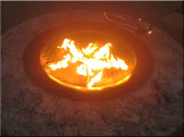 Propane Burners For Fire Pits - clean burning outdoor firepits propane burner authority and