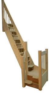 Space Saving Stairs Design Appealing Space Saver Staircase Design Ideas With Laminated Wooden