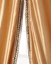 Orange And Beige Curtains Curtain Sheer Curtain All Curtains U0026 Hardware At Neiman Marcus