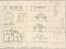 buildings state house plan 6c 1350 s1 rangitikei dc archives