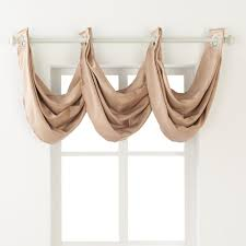 court venetian waterfall window valance 24 u0027 u0027 x 24 u0027 u0027