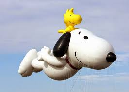 the fivecentsplease snoopy and woodstock balloon to return
