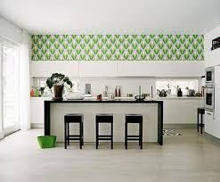 modern kitchen wallpaper ideas modern kitchen wallpaper designs at home design ideas