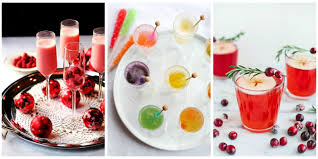 16 non alcoholic christmas drinks recipes for holiday mocktails