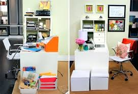 How To Organize Your Desk At Home For School Organize Home Office Desk Best Small Office Organization Ideas On