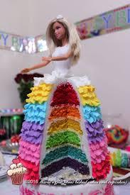 25 barbie birthday cake ideas doll cakes