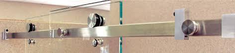 Industrial Shower Door Lucente By Pass Slider Shower Door Oasis Shower Doors Boston Ma