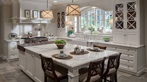 Microwave Inside Cabinet Inspirational White Traditional Kitchen Design Luxurious Marble