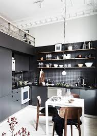 Kitchen Interior Decor Beautiful Duplex Home Via Coco Lapine Design Cozinha Decor