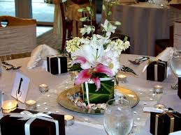 simple table decorations emejing simple wedding centerpiece ideas images styles ideas