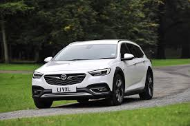 opel insignia 2017 white white 2018 vauxhall insignia country tourer shines in new press
