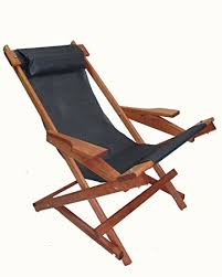 Folding Rocking Chair Amazon Com Wooden Folding Rocking Chair With All Weather Sling