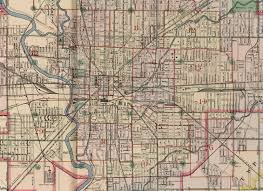 Map Of Downtown Indianapolis History Of Indianapolis Union Station Part Two Historic