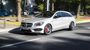 mercedes amg 45 review 2016 mercedes cla45 amg shooting brake review page 2