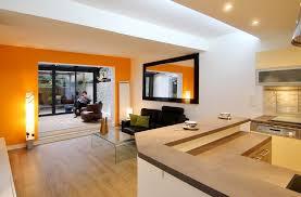 cuisine avec bar ouvert sur salon cuisine avec bar ouvert sur salon 7 r233novation v233randa alu avec