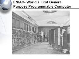 Eniac by Exploring The Internet Ppt Download
