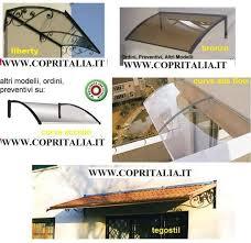 pensilina tettoia in policarbonato plexiglass pensilina tettoia cappottina in a reggio di calabria kijiji