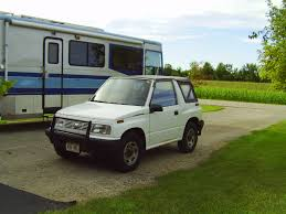 geo tracker rving the usa is our big backyard two new rv toys tracker