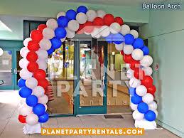 balloon arches balloon decorations