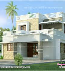 built of house designed indian ground floor february design plans
