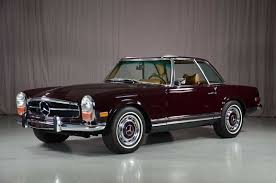 mercedes 280sl 1971 mercedes 280sl pagoda for sale featured classified