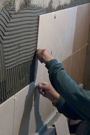 Installing Wall Tile How To Install Wall Tile In Bathroom Howtospecialist How To