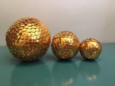 Vase Fillers Balls Silver Vase Filler Balls Silver Shelf Decor By Carkeetcreations