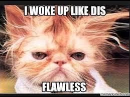 Amber Ls Meme - i woke up like this bed face amber rose wiz bernice burgos and