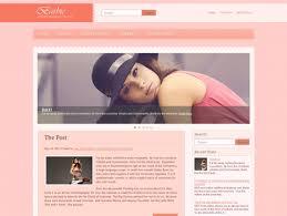 facebook themes barbie free wordpress theme