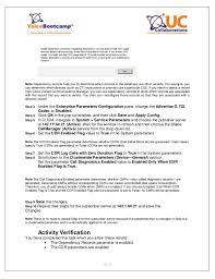 Military To Federal Resume Examples by Voicebootcamp Ccnp Collaboration Lab Guide V1 0 Sample