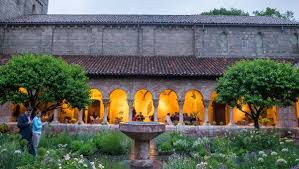 event enjoy live jazz in the stunning medieval gardens of the met