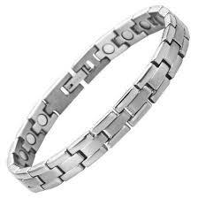 titanium magnetic bracelet black images Ladies titanium magnetic bracelet willis judd jpg