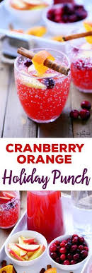 thanksgiving punch for a crowd this easy fall beverage favorite